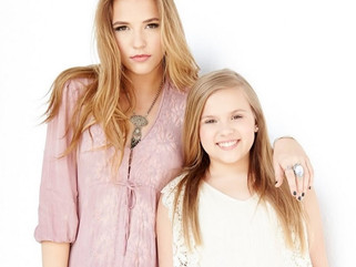 """Lennon and Maisy Added to Billboard's """"Under 21"""" List"""