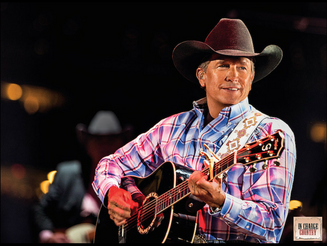 George Strait returned to the stage at the StraitToVegas Kickoff Concert