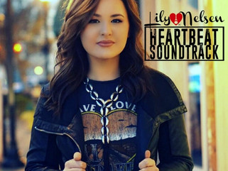 "Lily Nelsen's ""Heartbeat Soundtrack"" Review By Gina Gaca"