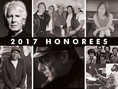 Americana Music Association Annonces 2017 Honorees!