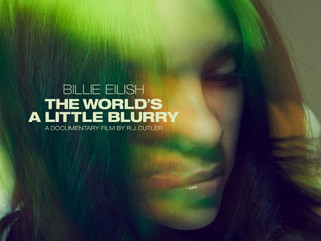 """Billie Eilish Let's Us Into When Everything Started and The World Was """"a little blurry"""""""