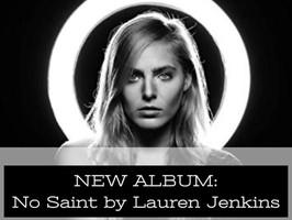 No Saint by Lauren Jenkins