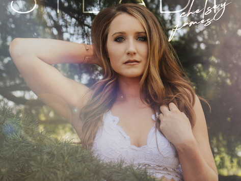 Chelsey James Shows Strength in New Single 'Steady'