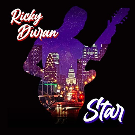 """Ricky Duran Shoots to the Moon with New Single """"Star"""""""