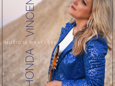"""Rhonda Vincent Releases Latest Single """"Like I Could"""""""