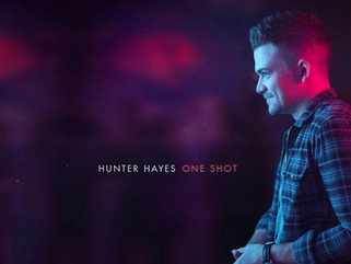 """One Shot"" is New Territory for Hunter Hayes"