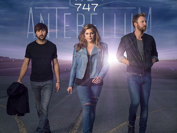 Lady Antebellum Unveils Stylish New '747' Album Cover and Album Release Date