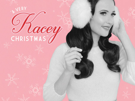 Christmas Came Early This Year with A Very Kacey Christmas!
