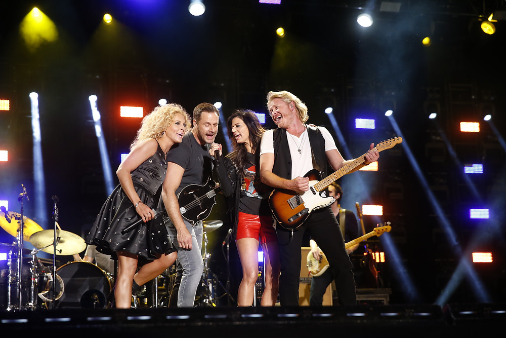 Little Big Town CMA Music Festival: Country's Night to Rock