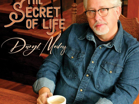 Award-Winning Singer Daryl Mosley Reveals 'The Secret Of Life' With Solo Album