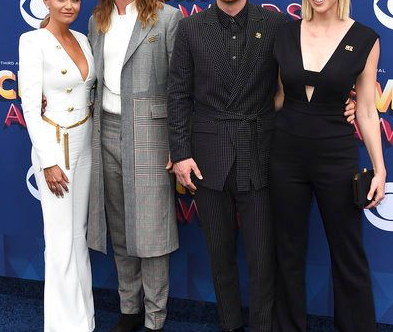 Who Wore What (ACM Awards 2018)
