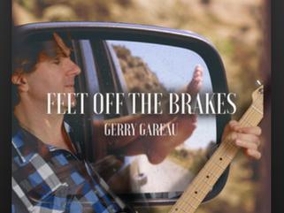 Gerry Gareau   Feet Off The Brakes