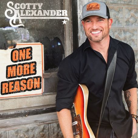"""Scotty Alexander releases country anthem """"One More Reason"""""""