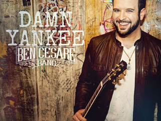 "Ben Cesare Band's Self-Aware Debut Single ""Damn Yankee"" Tells the Story of a Northern"