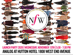 PLEASE JOIN NASHVILLE FASHION WEEK FOR TWO FUN EVENTS THIS WEEK TO BENEFIT THE NASHVILLE FASHION FOR