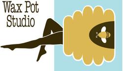 Wax Pot logo SIDE