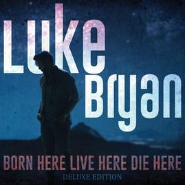 "Luke Bryan Adds Six Songs on ""Born Here Live Here Die Here"" Album"