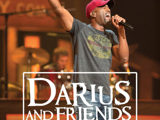 """Darius and Friends"" Announced for June"