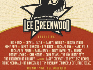 All-Star Salute To Lee Greenwood ~ Henry Repeating Arms To Honor Distinguished Veterans During Event