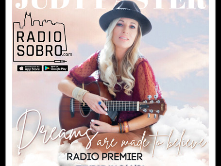 """Dreams Are Made to Believe"" Radio Premier with Radio Sobro"