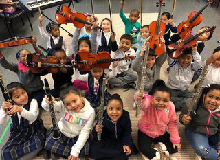 Hungry for Music Feeds Underprivileged Children's Need for Musical Expression