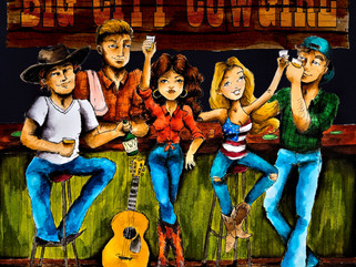 """Big City Cowgirl's """"We Got All Kinds of Crazy Here"""" is a Bar Anthem for the Nut in All"""