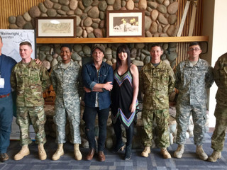 Thompson Square Honor the Red, White and Blue