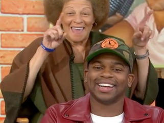 Jimmy Allen Introduces His Mom and His Natural TV Personality on the Today Show