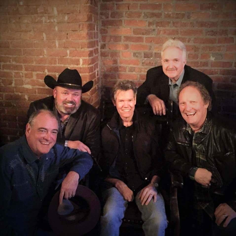 TRB with Randy Travis