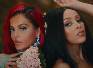 "Bebe Rexha and Doja Cat are ""Jealous"" in Their New Collaboration"