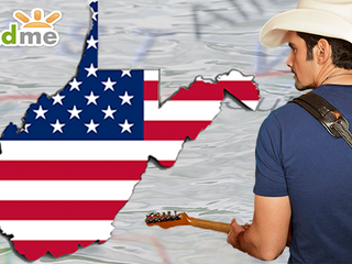 Brad Paisley Starts Fundraiser for Floods in West Virginia