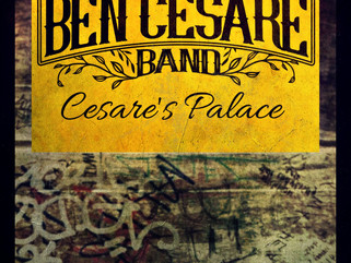 """Ben Cesare Band's Debut EP """"Cesare's Palace"""" is the Country Rock Record You've"""