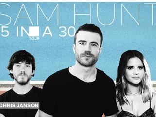 Sam Hunt Reveals 2017 Headlining Tour Dates