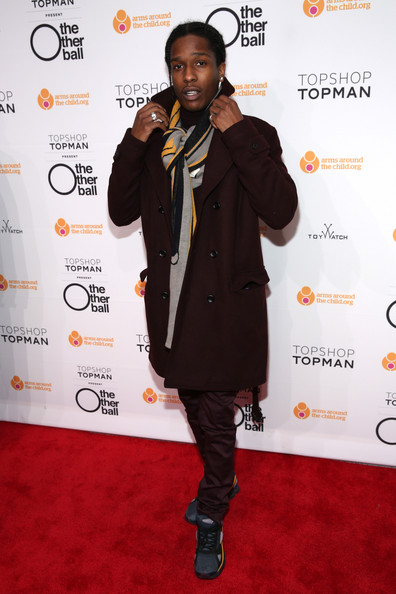 ASAP Rocky at The Other Ball