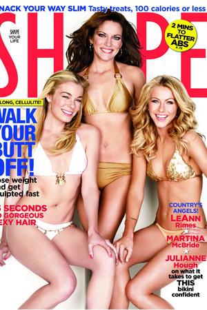 martina mcbride bikini