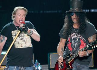 Guns N' Roses Rock Into North America's Paradise City's Summer 2020