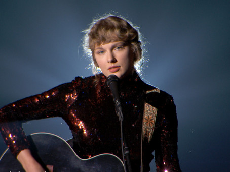 "Taylor Swift Returns to her Roots in ACMA Performance of ""Betty"""
