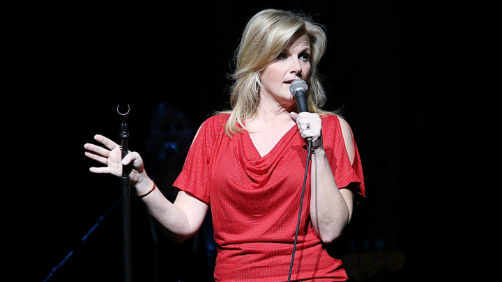 Trisha Yearwood Prizefighter Garth Brooks