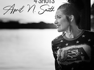 "April N. Smith.  ""4 Shots"""
