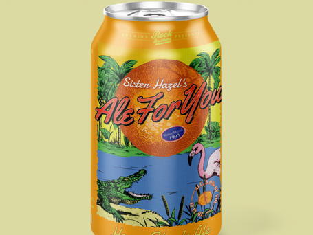 Sister Hazel and Rock Brothers Brewing Collaborate on Chart-Topping Beer Recipe, Ale For You