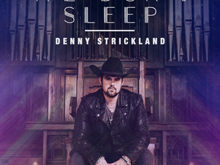 """You'll be up all night jamming Denny Strickland's new single """"We Don't Sleep"""""""