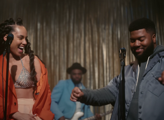 """Alicia Keys and Khalid are """"So Done"""" In Hypnotic New Collaboration"""