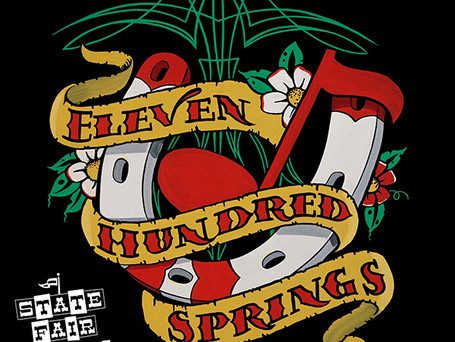 """Eleven Hundred Springs""""This Morning It Was Too Late"""""""