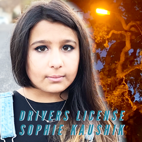 "Pop Singer Sophie Kaushik Delivers Popular Cover ""Drivers License,"" Debut Single In The Works"