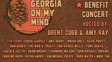 """GEORGIA ON MY MIND"" A ONE-TIME ONLINE CONCERT CELEBRATING THE PEACH STATE AND BENEFITINGTHE GEORGIA"