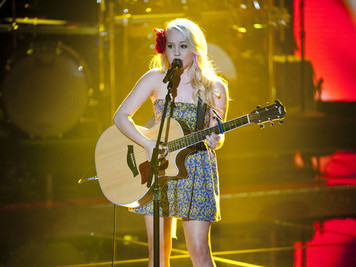 Top 4 Country Acts from the Voice