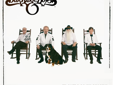 """The Oak Ridge Boys' New Single """"Swing Down Chariot"""" Available Now"""
