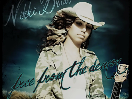 Country Artist, Nikki Briar with NStyle