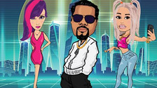 Fatman Scoop / DreamDoll / LiLi.    Invisible