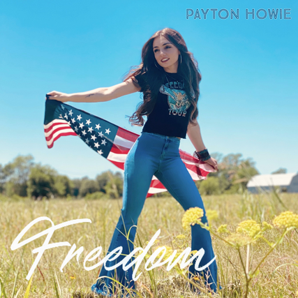 Payton Howie Celebrates America on New Track